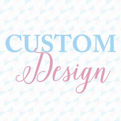 Custom Design Baby Shower Invitation