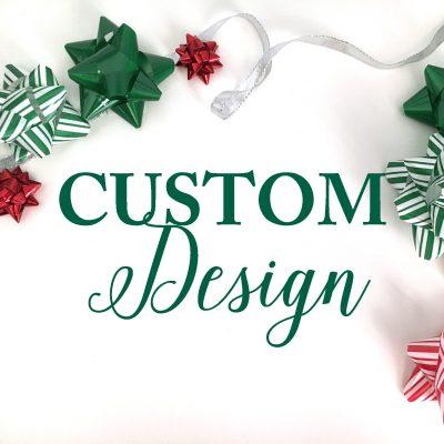 Custom Designed Christmas Cards Cedar Rapids, Dubuque Iowa