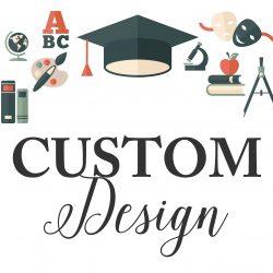Custom Designed Graduation Invitations & Announcements