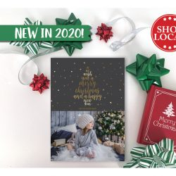 Wish Upon A Shining Star Holiday Card