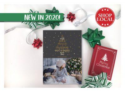Wish Upon A Shining Star Holiday Card
