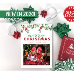 It's a Holly Jolly Christmas Card