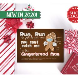 Run Run Gingerbread Man 2020